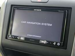 ●【カロッツェリアSDナビ】装備!地デジ視聴・CD再生・SDカード接続などオーディオ環境もご満足頂ける1台です♪