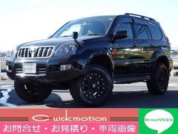 トヨタ ランドクルーザープラド 2.7 TX 4WD リフトUP・アルミ&MTタイヤ・構造変更済み