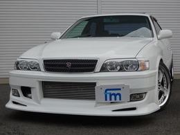 トヨタ チェイサー 2.5TRDスポーツツアラーV 純正5速 サンルーフ クニーズエアロ 車高調