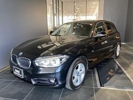 BMW 1シリーズ 118i スポーツ バックカメラ・センサ-LEDクルコン禁煙