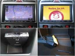 音質◎DIATONEメモリ-ナビ☆フルセグTV/Bluetoothオーディオ/DVD/CD/USB&AUX☆必須アイテムETCも装備。ドライブレコーダー等の取付もお気軽にご相談下さい。