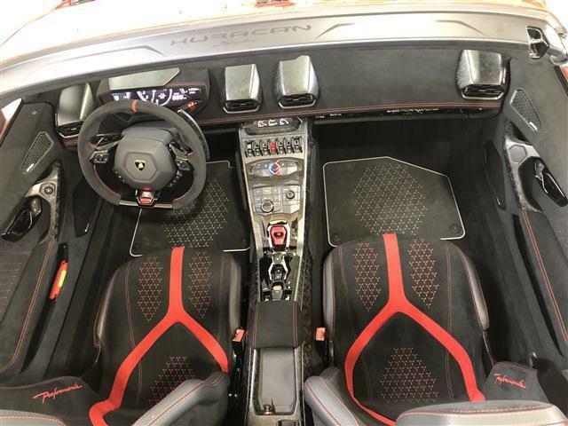 Lamborghini Dynamic Steering LDS
