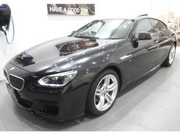 BMW 6シリーズグランクーペ 640i Mスポーツパッケージ ブラックレザー LEDライト サンルーフ