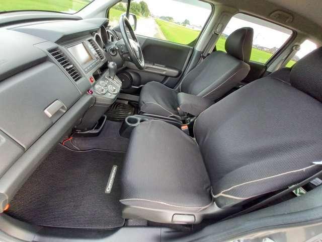 <フロントシート>装備品やキズの有無などについてはお気軽にお問い合わせください。