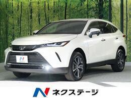 トヨタ ハリアー 2.0 G セーフティセンス レーダークルーズ 禁煙車