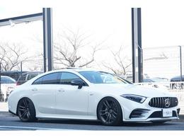 メルセデスAMG CLSクラス CLS 53 4マチックプラス 4WD 金 利1.9パー/赤革/BCフォージド/ワンオナ