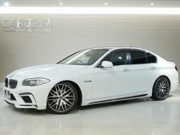 BMW 5シリーズ 528i エナジーコンプリート・20インチ・HDDナビ