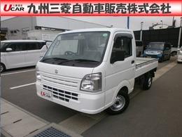 スズキ キャリイ キャブシャーシ3型 三菱認定中古車保証付 防錆加工済み