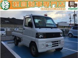 三菱 ミニキャブトラック 660 Vタイプ エアコン付 5MT・エアコン