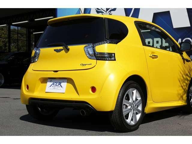 リアには、コーナーセンサーが完備されており、安心安全にお車を操作して頂けます!