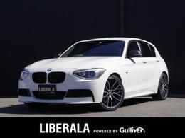 BMW 1シリーズ M135i OP19アルミ Mパフォステアリング