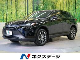 トヨタ ハリアー 2.0 G 登録済未使用 セーフティセンス 黒革シート