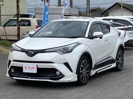 トヨタ C-HR ハイブリッド 1.8 G 純正ワイドナビ/モデリスタエアロ/ドラレコ