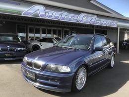 BMWアルピナ B3ツーリング 3.3 スイッチトロニック シートヒーター・ガラスサンルーフ