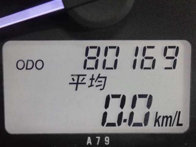 80169km走行