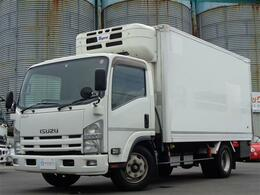 いすゞ エルフ 冷蔵冷凍車 東プレ -5度設定 ワイドロング仕様