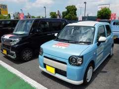 ◇新車も試乗できます♪新型車の試乗はもちろん、スマートアシストも体験いただけます!