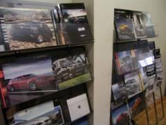様々なメーカーのカタログ&雑誌をご用意しております