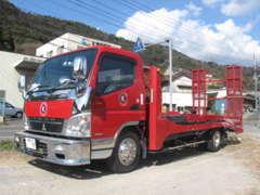 【アフターサービス】自社積載トラック完備。遠方の方もお気軽にお問合せ下さい!事故・故障発生時も迅速にご対応致します!