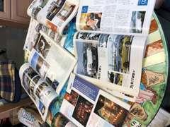 雑誌掲載多数、ワクワクするく仕事をこれまで取り組んできました!!遊び心を大切にしています!!