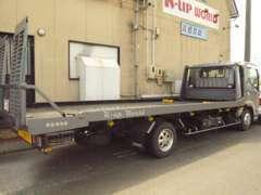 急なトラブルが起こった際にご連絡いただければ、自社積載車でお迎えに上がります!!