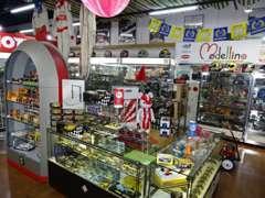 東北唯一のミニカー専門店!モデリーノ!常時展示3500台以上!レアなミニカーも多数展示販売!
