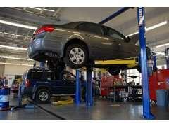 全車法定点検&整備&記録簿発行&保証付き!安心感を重要視しております!アフターも是非お任せ下さい!