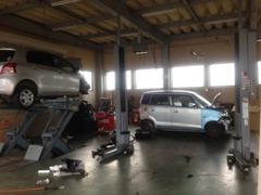 当社提携工場にて整備後、納車いたします!