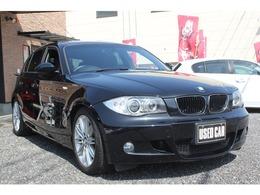BMW 1シリーズ 120i Mスポーツパッケージ 後期 HFレザーPWシート Pushスタート ETC