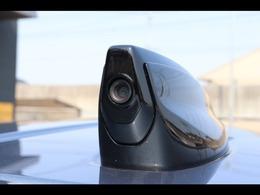 オプションのインテリアヴューミラーのカメラです。鮮明な画質に驚きますよ!!