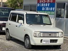 スズキ アルトラパン 660 GセレクションII