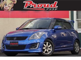 スズキ スイフト 1.2 XG 車高調/外テール/スロコン/ETC/車検2年