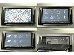 ワイドで明るい液晶画面、簡単な操作方法、多機能ナビゲーション。知らない街でも安心です。パナソニック ストラーダ「CN-R300D」