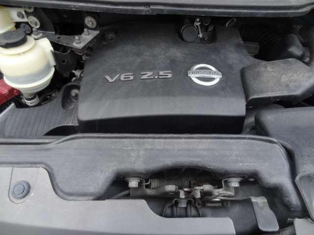 エンジンも2.5Lですが力強いですよ♪
