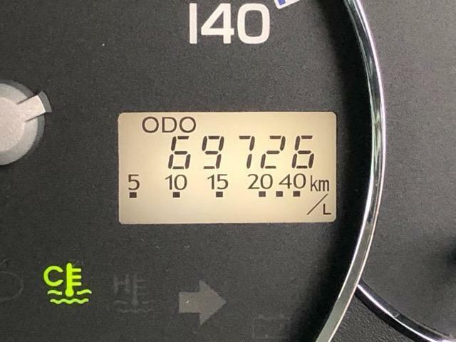 こちらのお車は走行約7万キロですが、こまめなメンテナンスで内外装共にキレイ☆まだまだ現役で走れるお得な1台です(^^ゞ