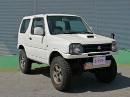 スズキ ジムニー 660 XG 4WD リフトアップ ナビ TV ETC