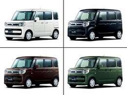 ■新車なので他色でもオーダー同額できます■パールホワイトは22,000円(税込)UPとなります■