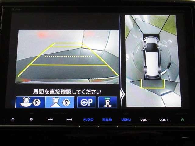 ★バック全周囲カメラ装備車★ 車庫入れの苦手な方にうれしい装備!車庫入れをサポートしてくれます。