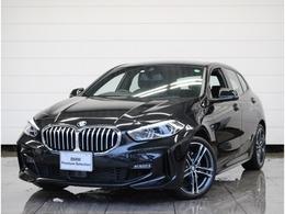 BMW 1シリーズ 118i Mスポーツ DCT ドライバーA パーキングサポ 純正NAVI