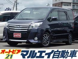 トヨタ ノア 2.0 Si 両側電動・10型純正ナビ・プリクラ・純正AW