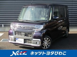 ダイハツ タント 660 カスタム X トップエディション SAIII