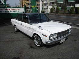 日産 セドリックセダン スペシャル6 GL パワステ PW ローダウン エンケイディッシュ ホワイトリボンタイヤ
