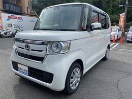 ホンダ N-BOX 660 G ホンダセンシング 新車未登録ナビドラレコマットバイザー付き