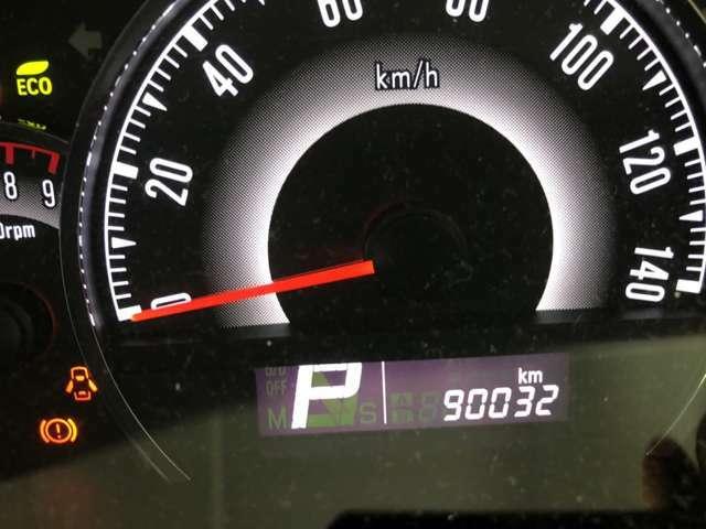 走行距離は9万キロですが、好調です!