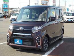 ダイハツ タント 660 カスタム X セレクション 届出済未使用車 運・助手席シートヒ-タ-