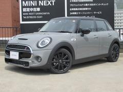 ミニ ミニ の中古車 クーパーS 5ドア DCT 兵庫県神戸市灘区 424.0万円