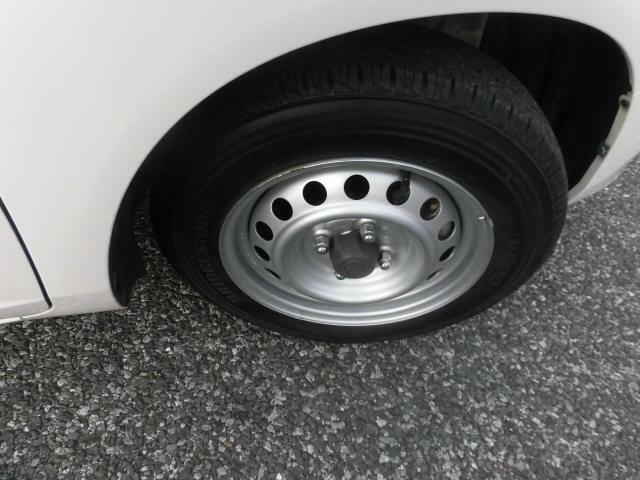 タイヤの状態も良好です! 安心して乗っていただけます。