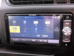 オーディオ機能はAM/FMラジオ、TVと多彩です。 ドライブの出先でもお好きな音楽、番組を楽しめますね!