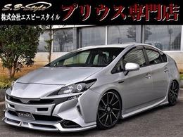 トヨタ プリウス 1.8 L WALDコンプリートカー 渋ガンダム仕様車