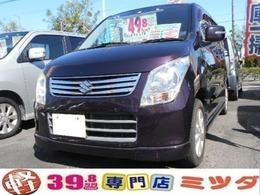 スズキ ワゴンR 660 FX リミテッド 1ヶ月/走行無制限保証付